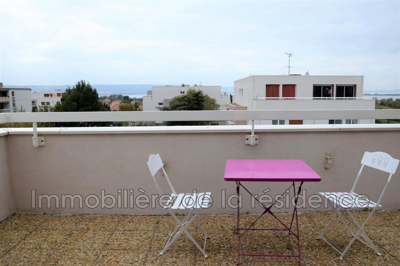 Photo Apartment Marignane  Rentals apartment  1 room   30m²