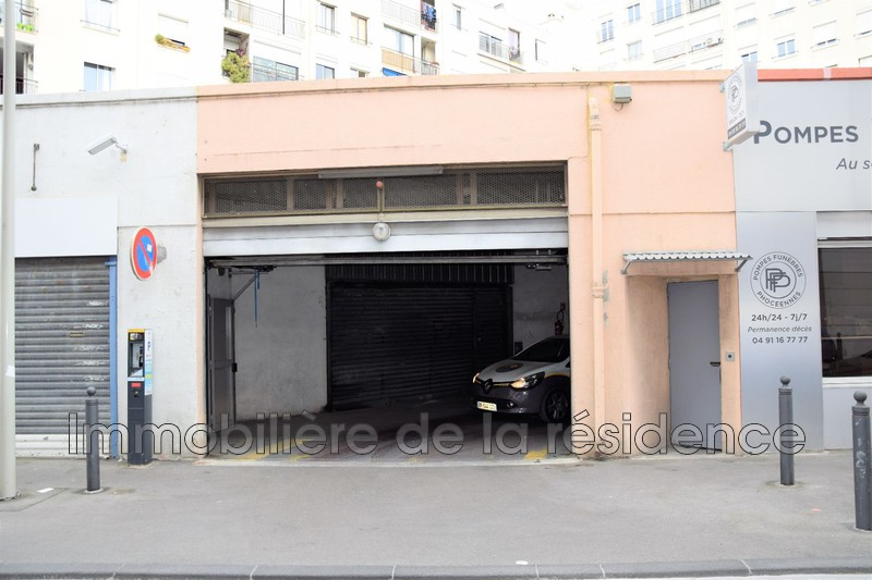 Photo Garage Marseille Rabatau lot 412,  Location garage