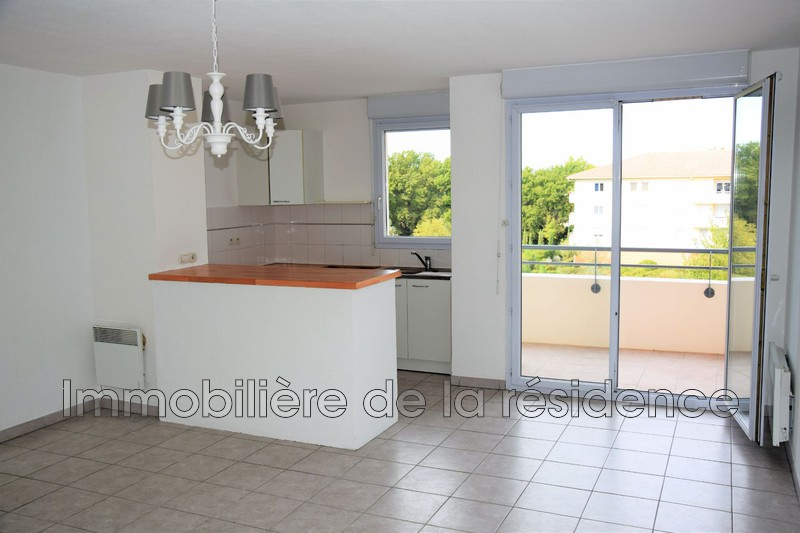 Photo Appartement Vitrolles  Location appartement  2 pièces   46 m²