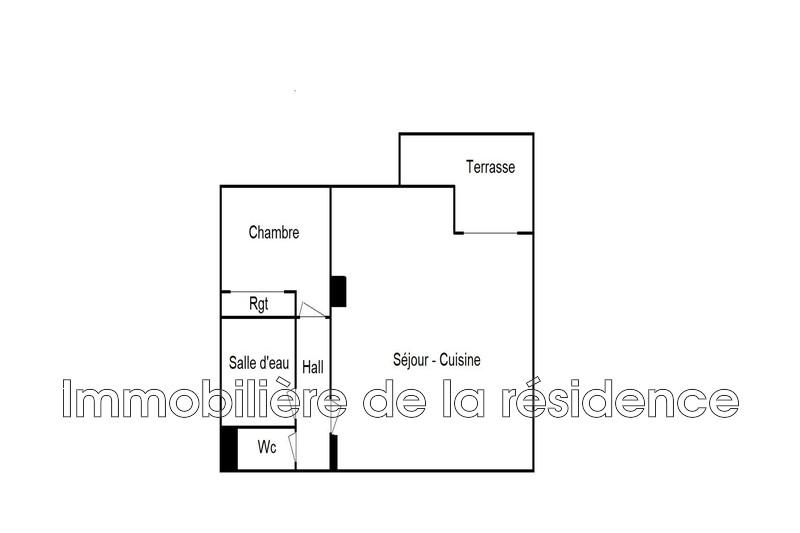Photo n°10 - Location appartement Vitrolles 13127 - 790 €