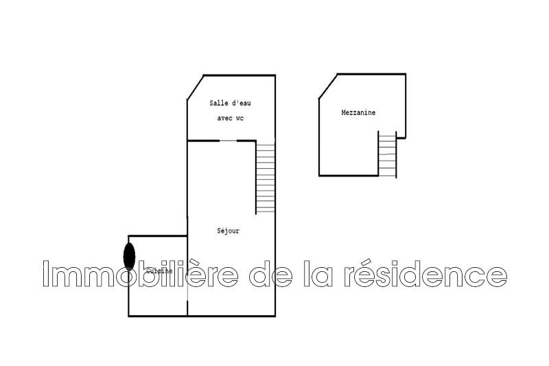 Photo n°7 - Location appartement Marignane 13700 - 590 €