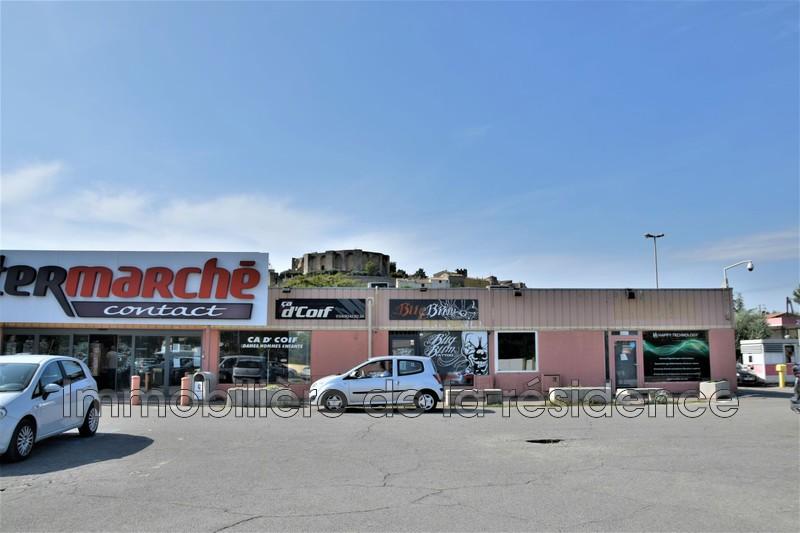 Photo Local professionnel Lançon-Provence Centre commercial,  Professionnel local professionnel   63m²