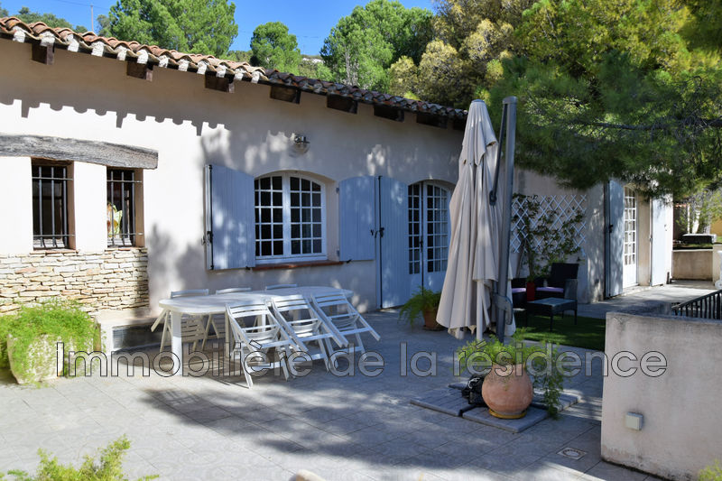 Photo Villa Marignane Colline,   to buy villa  4 bedrooms   162 m²