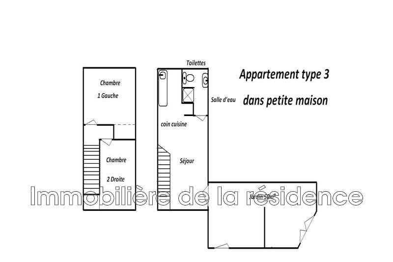 Photo n°6 - Vente appartement Martigues 13500 - 242 110 €