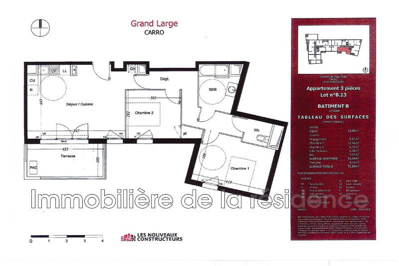 Photo Appartement Martigues Bord de mer,   achat appartement  3 pièces   62m²