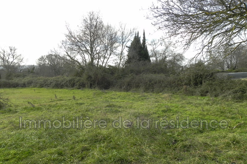 Photo Terrain non constructible Saint-Victoret Village,   achat terrain non constructible   2399 m²