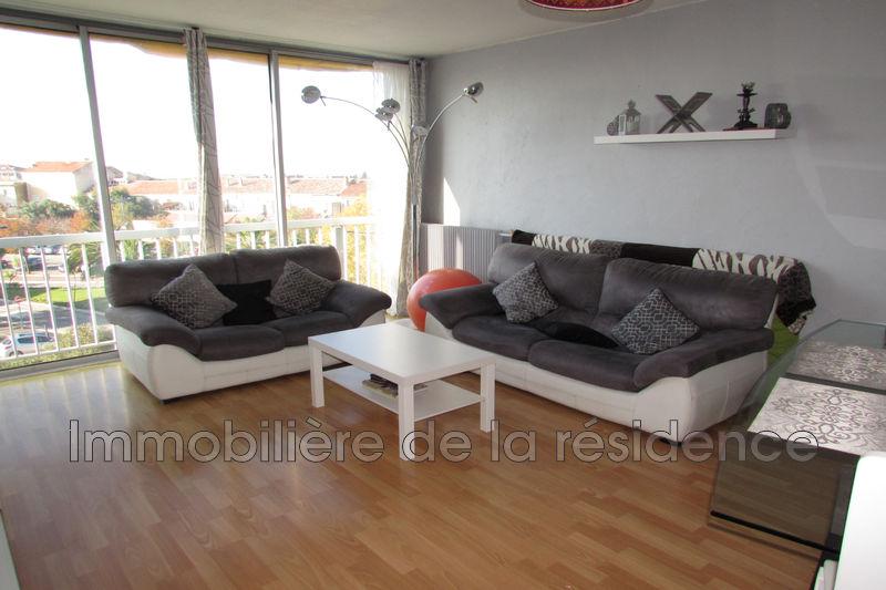 Photo Appartement Berre-l'Etang Bord étang,   achat appartement  3 pièces   69m²