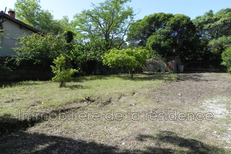 Photo Terrain à bâtir Marignane Lacanau ,   achat terrain à bâtir   578m²