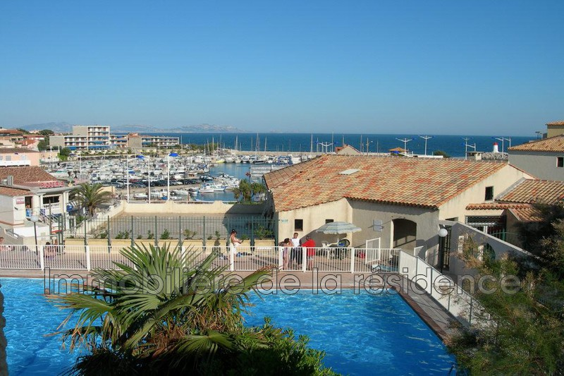 Photo Apartment Sausset-les-Pins Les marines,   to buy apartment  1 room   22 m²