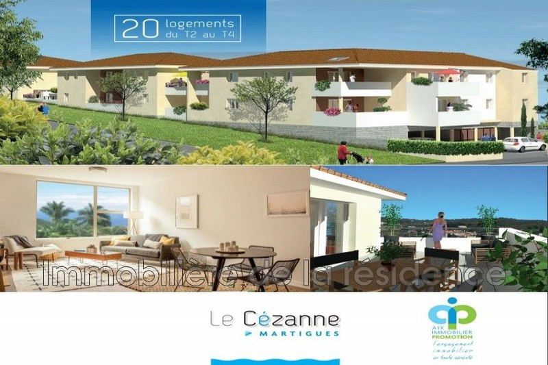 Photo Apartment Martigues Centre-ville,   to buy apartment  3 room   61 m²