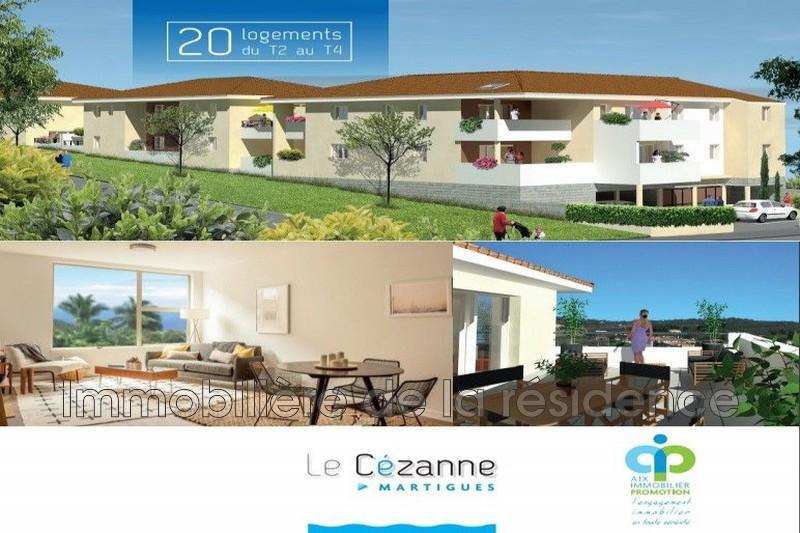 Photo Appartement Martigues Centre-ville,   achat appartement  4 pièces   77m²