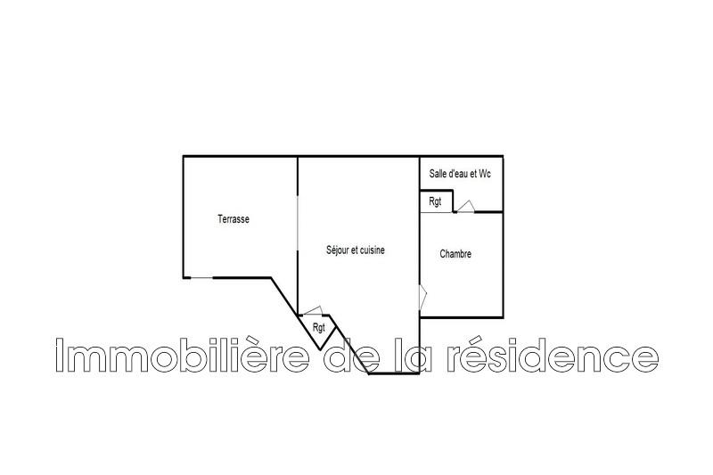 Photo n°8 - Vente appartement Sausset-les-Pins 13960 - 205 000 €