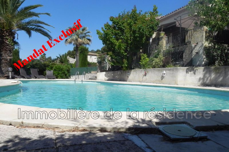 Photo Villa Marignane Colline,   achat villa  5 chambres   149m²