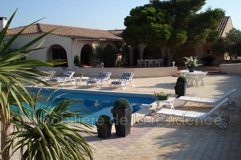 Photo Maison Berre-l'Etang Campagne,   achat maison  5 chambres   425m²