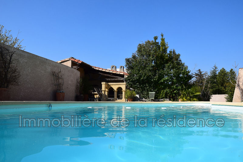 Photo Maison de caractère Marignane Figuerolles,   achat maison de caractère  4 chambres   166m²