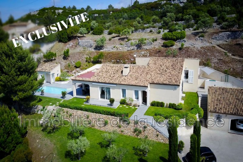 Photo Maison contemporaine Marignane Colline ,   achat maison contemporaine  4 chambres   193 m²