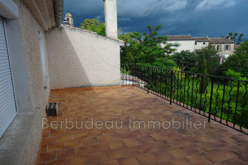 Photo n°5 - Location maison de village Mormoiron 84570 - 800 €