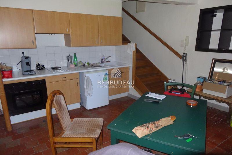 Appartement Sault  Location appartement  2 pièces   20m²