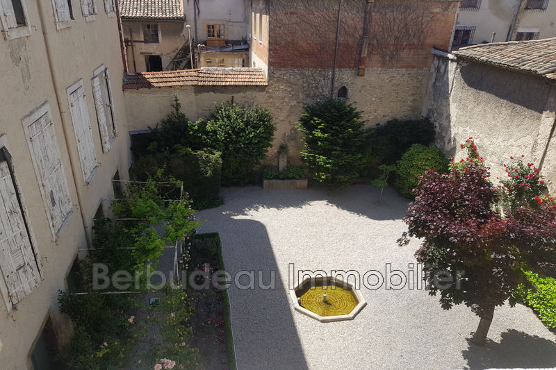 Photo n°1 - Vente appartement Carpentras 84200 - 54 000 €