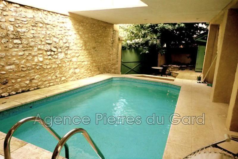 Photo Maison en pierre Sainte-Anastasie Uzès - nimes,   achat maison en pierre  4 chambres   140m²