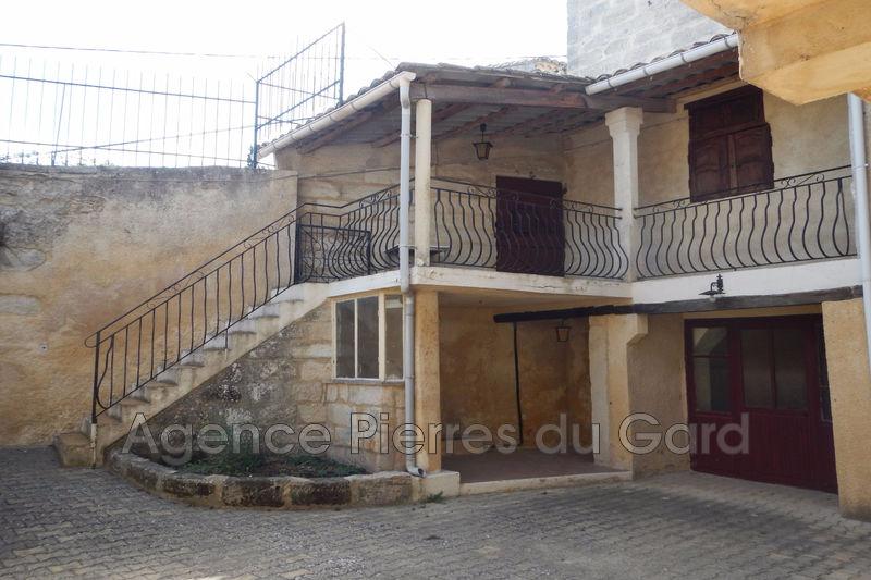 Photo Maison en pierre Sanilhac-Sagriès Sud uzès,   achat maison en pierre  4 chambres   200m²