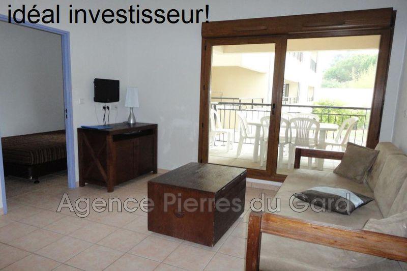 Photo Appartement Uzès Uzès,   achat appartement  3 pièces   45m²