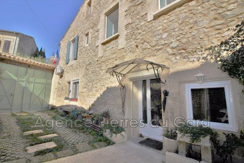 Photo Maison en pierre Uzès Sud uzès,   achat maison en pierre  4 chambres   170m²