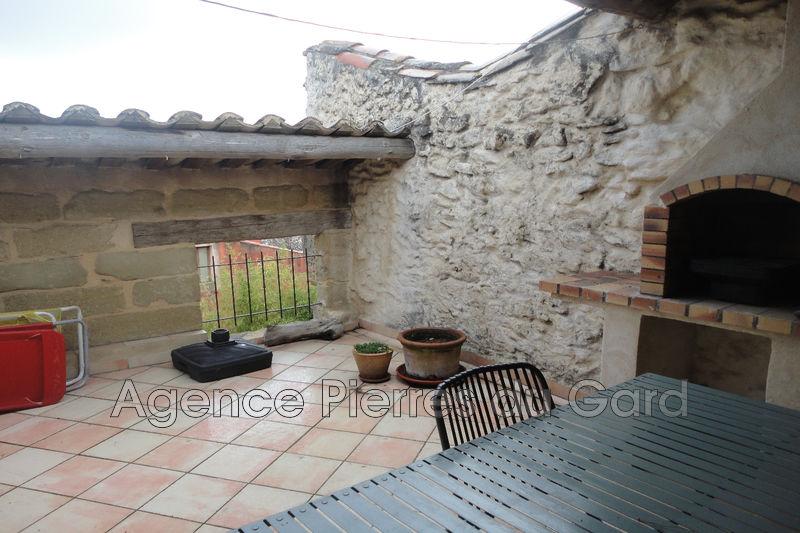 Photo Maison en pierre Uzès Uzès,   achat maison en pierre  3 chambres   80m²