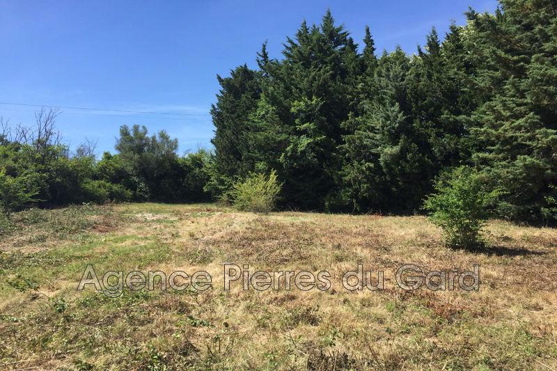 Photo Terrain à bâtir Uzès   achat terrain à bâtir   723m²