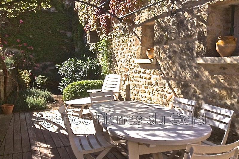 Photo Maison en pierre Uzès   achat maison en pierre  4 chambres   145m²