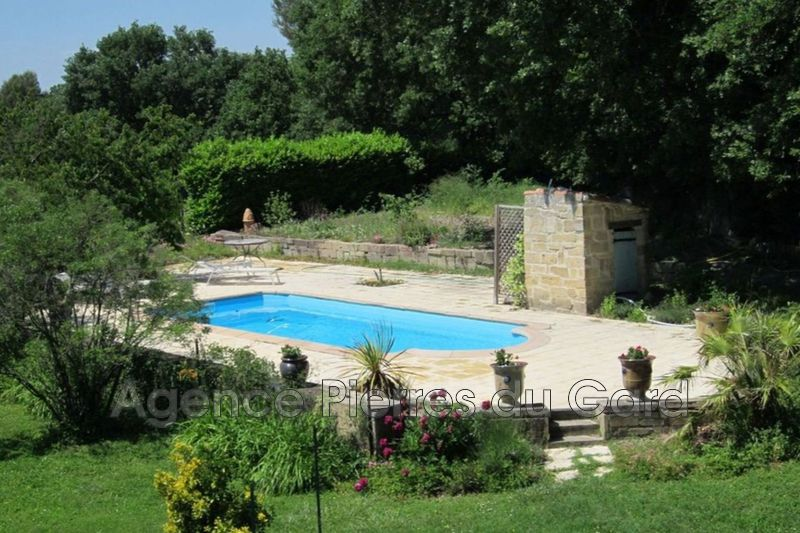 Photo Maison Uzès Est uzès,   achat maison  6 chambres   210m²