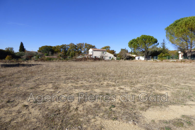 Photo Land Uzès Nord ouest,   to buy land   1754 m²