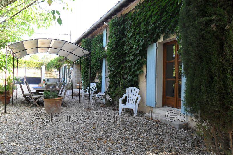 Photo Maison en pierre Uzès Ouest uzès,   achat maison en pierre  4 chambres   178m²