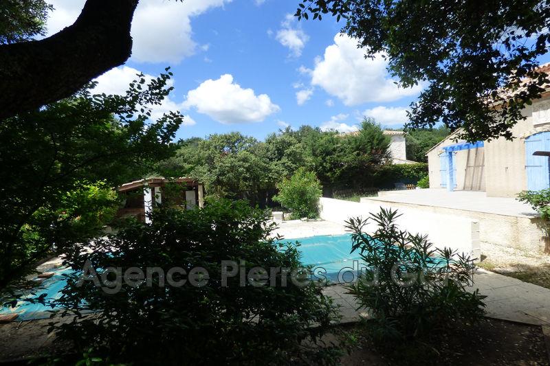Photo Villa Uzès Ouest uzès,   achat villa  4 chambres   135m²