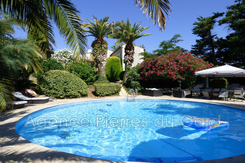Villa provençale Uzès Sud uzès, to buy villa provençale 3 bedrooms ...