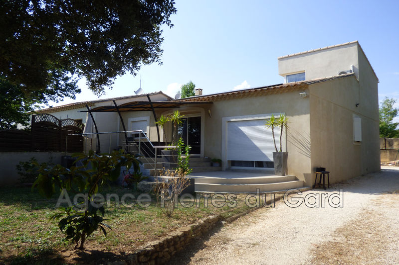 Photo Maison contemporaine Uzès Sud uzès,   achat maison contemporaine  3 chambres   125 m²