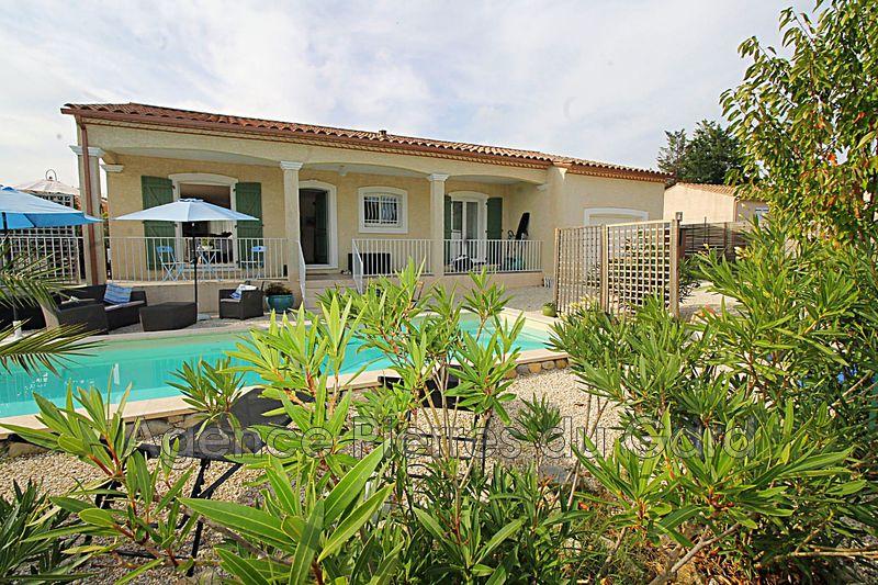 Photo Villa Uzès Sud uzès,   achat villa  4 chambres   118m²