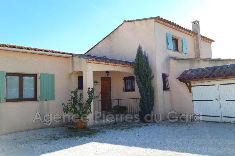 Photo Villa Saint-Chaptes Sud uzès,   achat villa  4 chambres   112m²