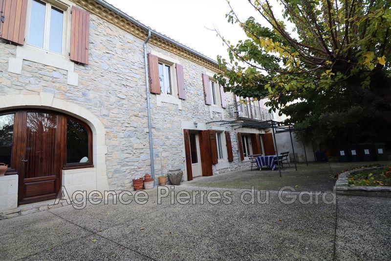 Photo Maison en pierre Nîmes Sud uzès,   achat maison en pierre  4 chambres   171m²