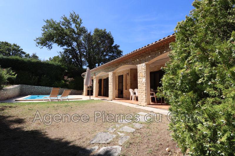 Photo Villa La Capelle-et-Masmolène Nord est uzès,   achat villa  3 chambres   180m²
