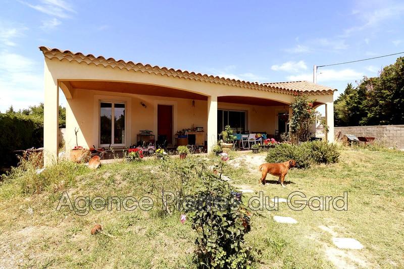 Photo Villa Saint-Hilaire-d'Ozilhan Nord remoulins,   achat villa  3 chambres   125m²
