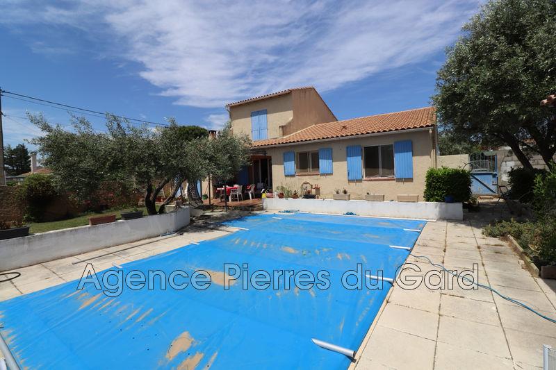 Photo Villa Saint-Hilaire-d'Ozilhan Nord remoulins,   achat villa  3 chambres   115m²