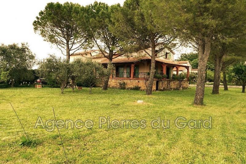 Photo Villa Cruviers-Lascours Ouest uzès,   achat villa  5 chambres   142m²