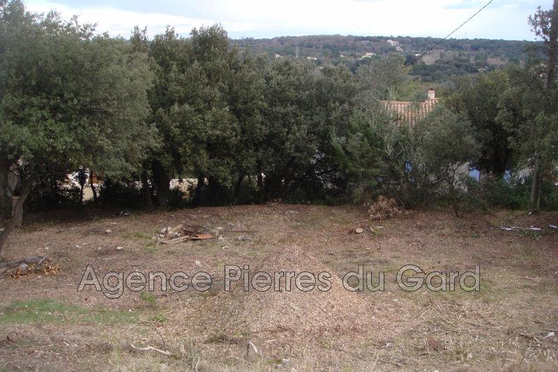 Photo Terrain à bâtir Collias Est uzès,   achat terrain à bâtir   1150m²