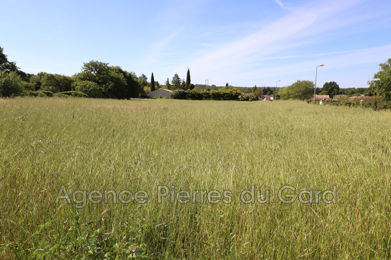 Photo Land Uzès Nord uzès,   to buy land   494m²