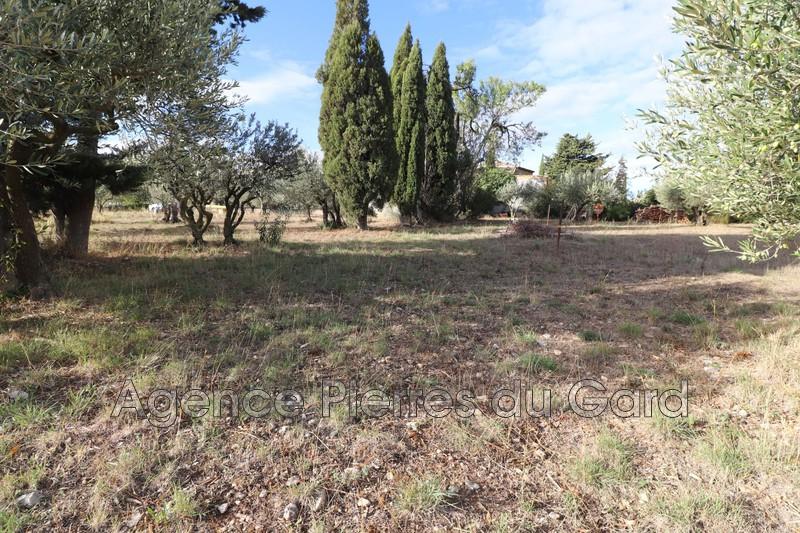 Photo Terrain à bâtir Castillon-du-Gard Sud uzès,   achat terrain à bâtir   1012m²