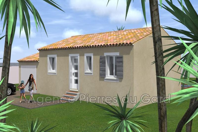 Photo Terrain à bâtir Lédignan   achat terrain à bâtir   601m²