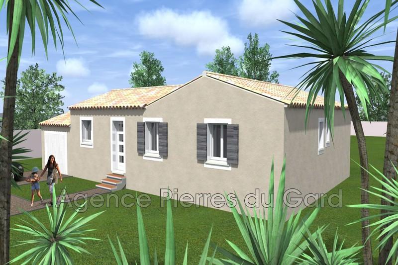 Photo Terrain à bâtir Castillon-du-Gard   achat terrain à bâtir   700m²