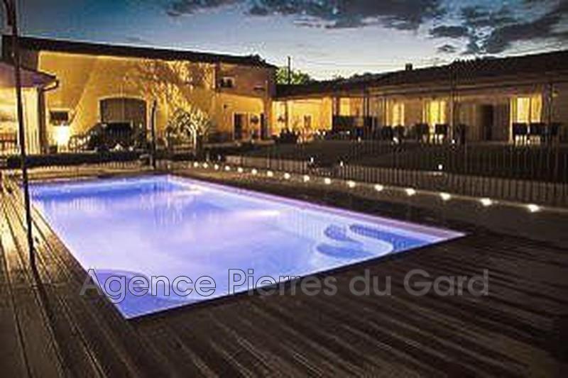 Photo Demeure de prestige Uzès Est uzès,   to buy demeure de prestige  8 bedrooms   300m²