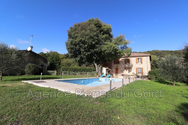 Photo Maison vigneronne Uzès Est uzès 15 mn,   achat maison vigneronne  4 chambres   280m²